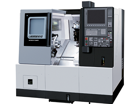 Coming Soon to W.C.M.S – Okuma LB2000 With Bar-Feed and Robot